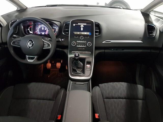 Inside Scénic Diesel  Gris Casiopea/Techo