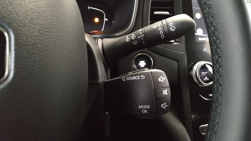 Inside Mégane Diesel  Marron claro