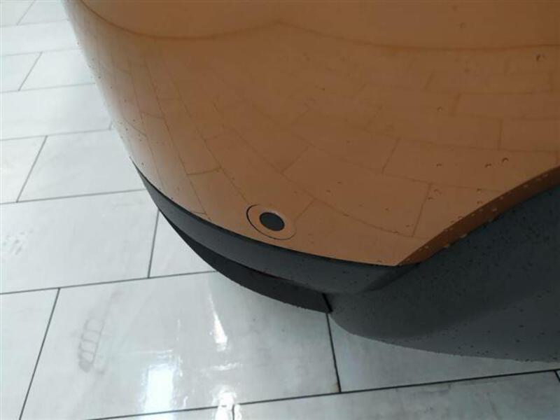 Esterni Duster II 2018 Metallizzata Arancione