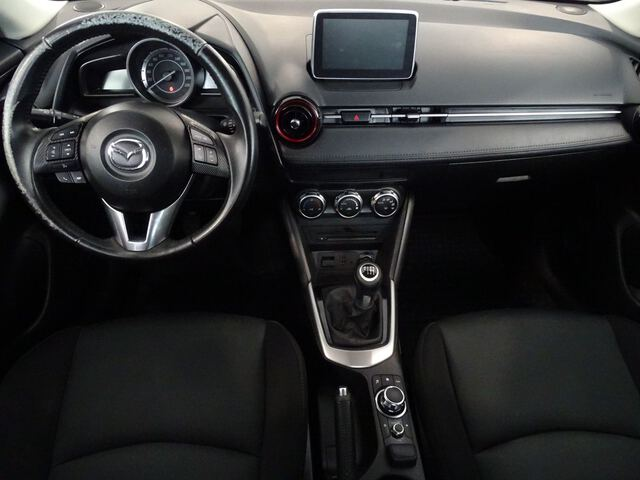 Inside CX-3  AZUL