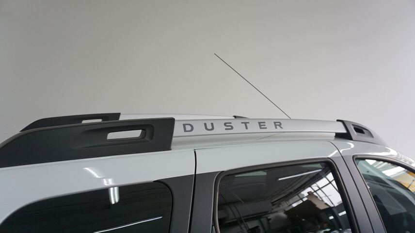 Outside Duster Diesel  Blanco