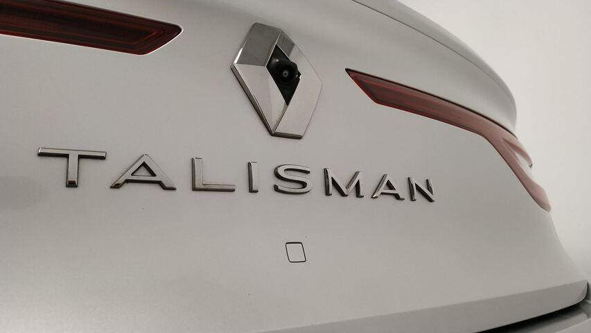 Outside Talisman Diesel  Gris