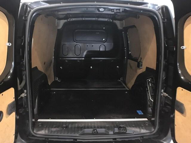 Inside Kangoo Furgón Diesel  Negro
