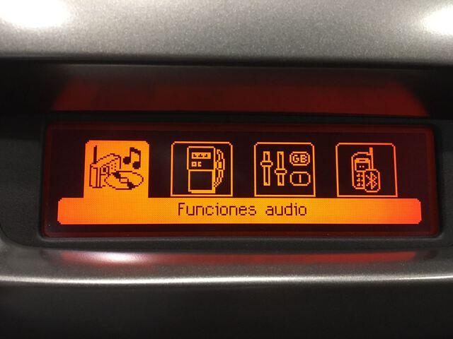 Inside C3 Diesel  BLANCO