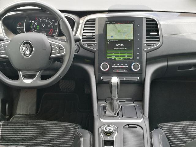 Inside Talisman Diesel  GRANATE