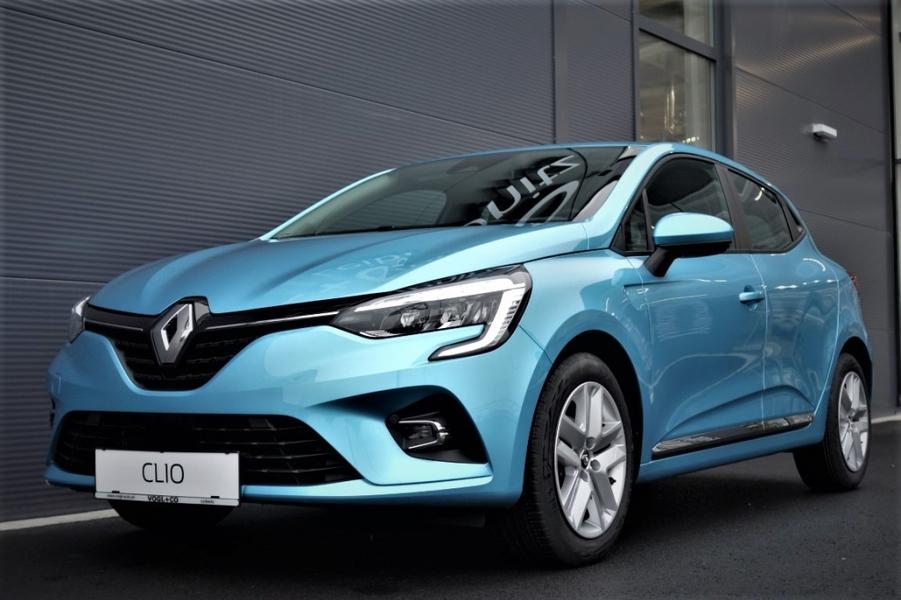 CLIO Aquamarin-Blau       blau