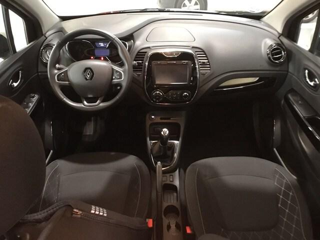 Inside Captur Diesel  Negro brillante