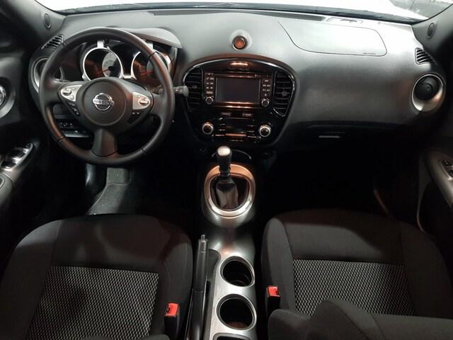 Inside Juke Diesel  Blanco Perlado