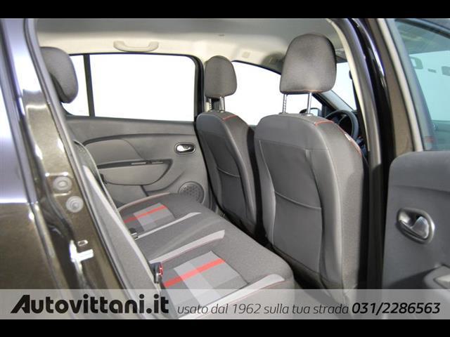 DACIA Sandero  Stepway 00896924_VO38023207