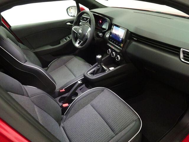 Inside  Nuevo CLIO  Rojo Deseo
