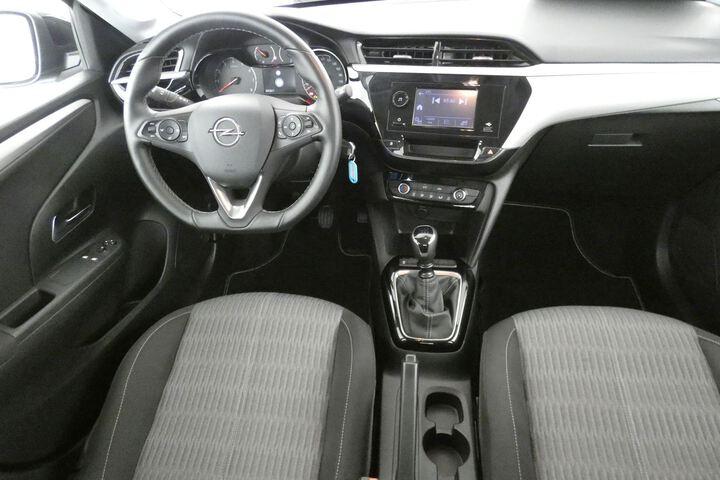 Inside Corsa Diesel  Negro