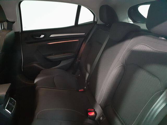Inside Mégane  Blanco
