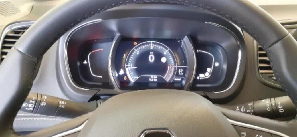 Inside Grand Scénic Diesel  Marron
