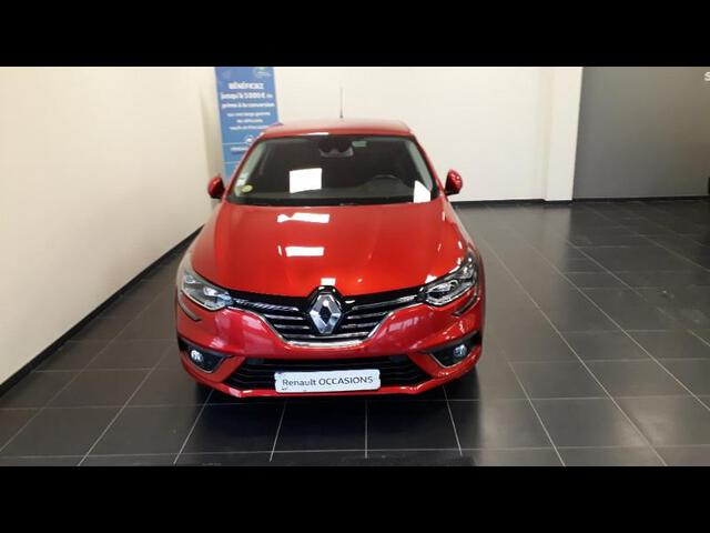 MÉGANE Intens ROUGE FLAMME