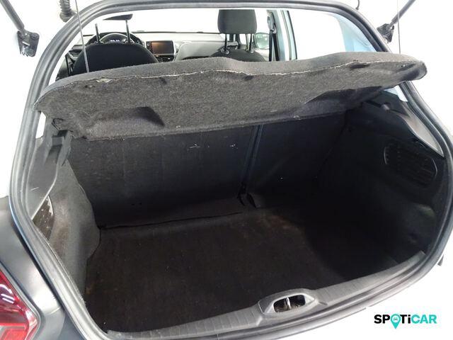 Inside 208 Diesel  Blanco Nacarado