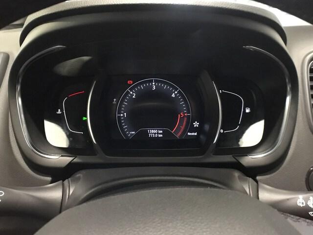 Inside Grand Scénic Diesel  Gris Casiopea / Tech