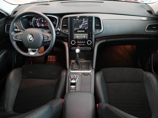 Inside Talisman Sport Tourer Diesel  GRIS