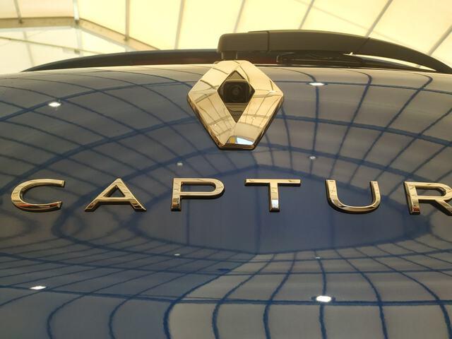 Inside Captur Diesel  Azul Rayo