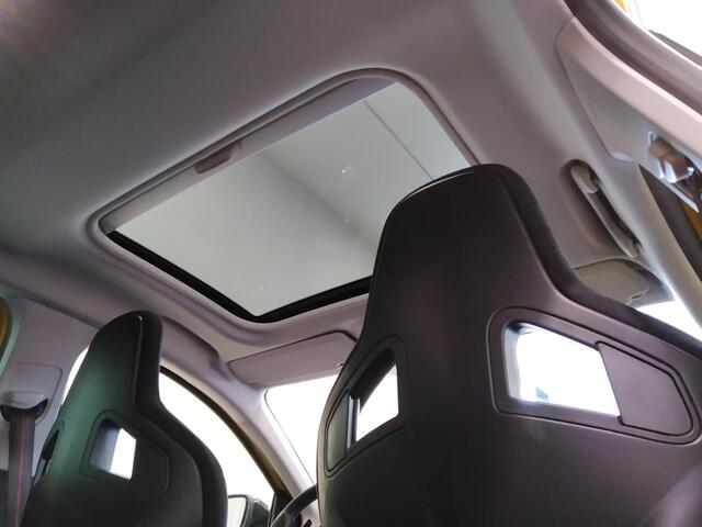 Inside Mégane  Amarillo Racing