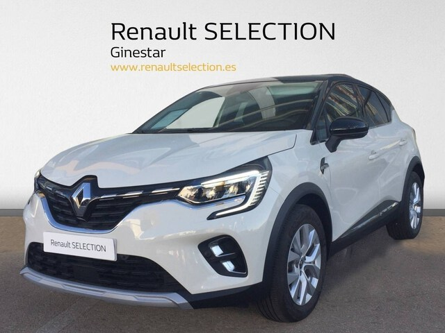 Captur Diesel  BLANCO ALBATROS TECH