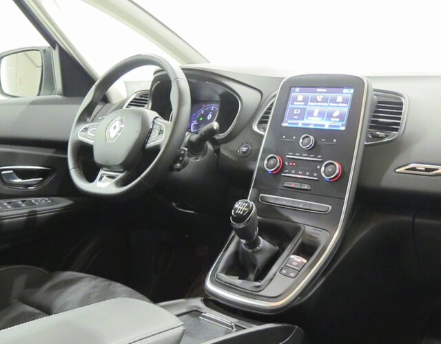 Inside Scénic Diesel  Blanco Nacarado/Tech