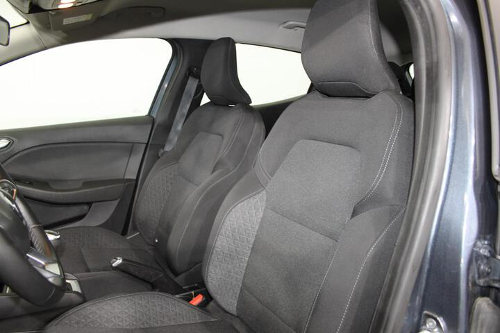 Inside Clio Diesel  Gris Titanium