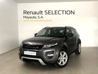 LAND-ROVER - EVOQUE