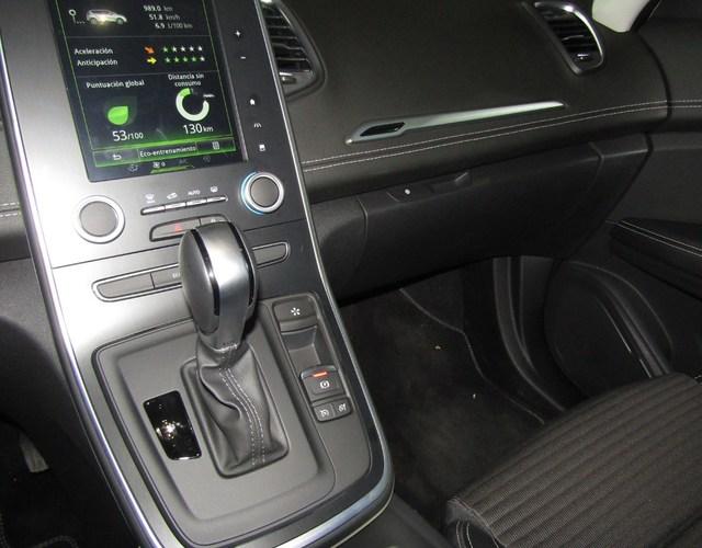 Inside Scénic Diesel  Beige Duna