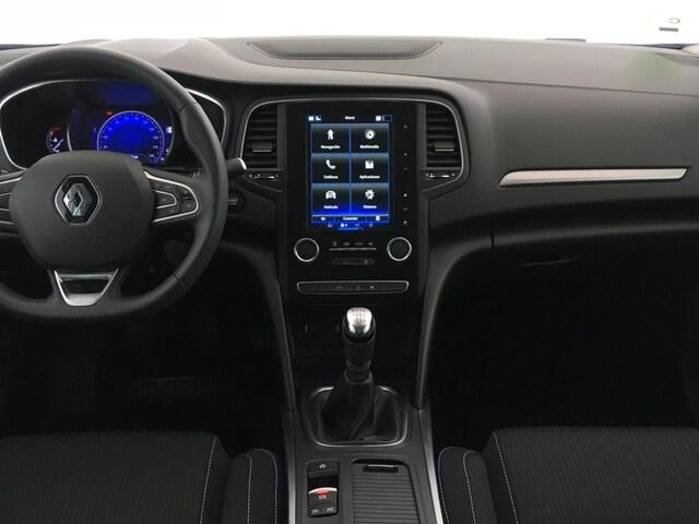 Inside Mégane  Azul