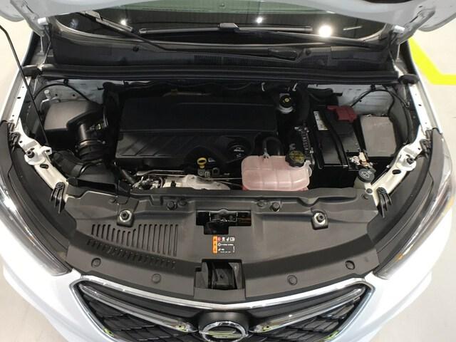 Inside Mokka X Diesel  Blanco