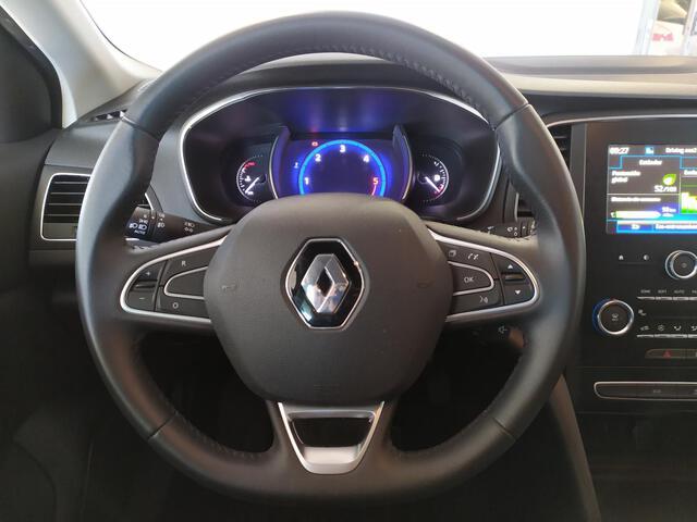 Inside Mégane Diesel  BLANCO