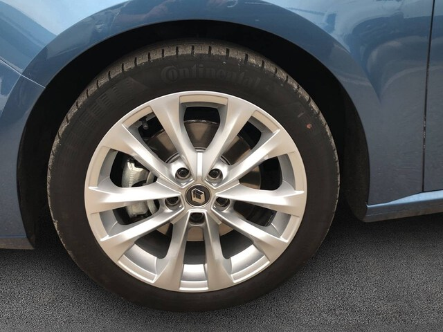 Outside Mégane Diesel  Azul