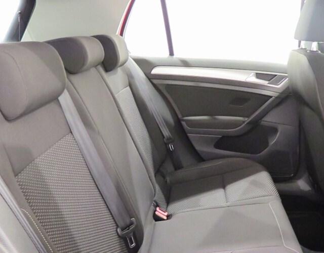 Inside Golf VII Diesel  Rojo Tornado