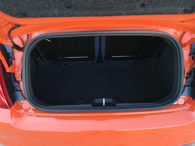 Außenausstattung 500C Sicilia Orange       orange