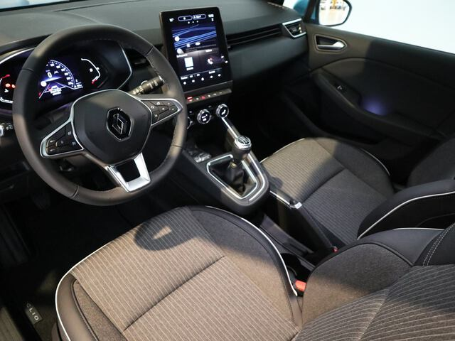 Inside  Nuevo CLIO  Azul Celadon