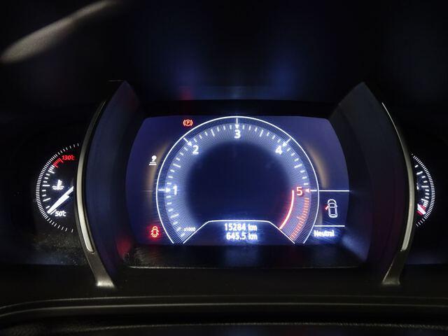 Inside Mégane Sport Tourer Diesel  Gris Platino