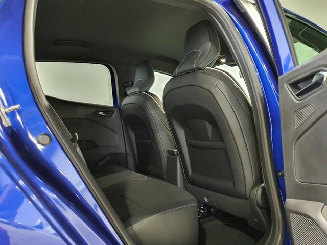 Inside Clio Híbrido  Azul