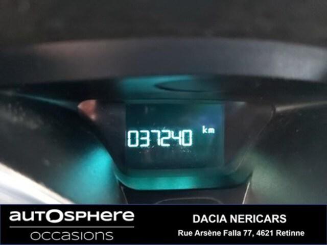 Extérieur Fiesta  noir