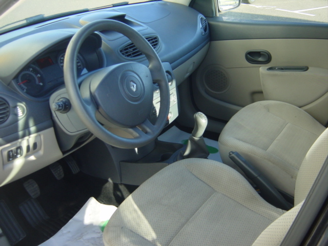 CLIO Expression gris foncé