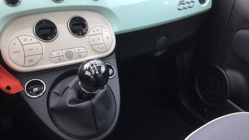 Inside 500  Azul
