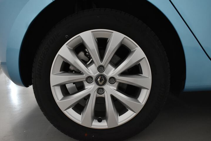 Outside Clio Diesel  Azul