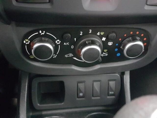 Inside Duster Diesel  GRIS COMETA