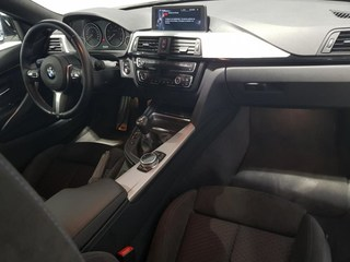 Inside Serie 4 F32 Coupé Diesel  Imperialblau, acabad