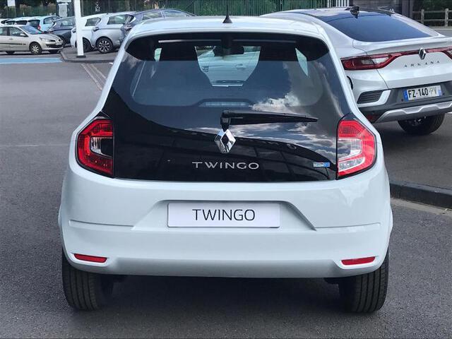 TWINGO Zen BLANC