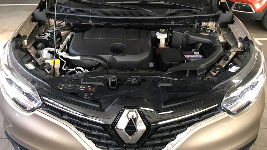 Inside Kadjar Diesel  Beige