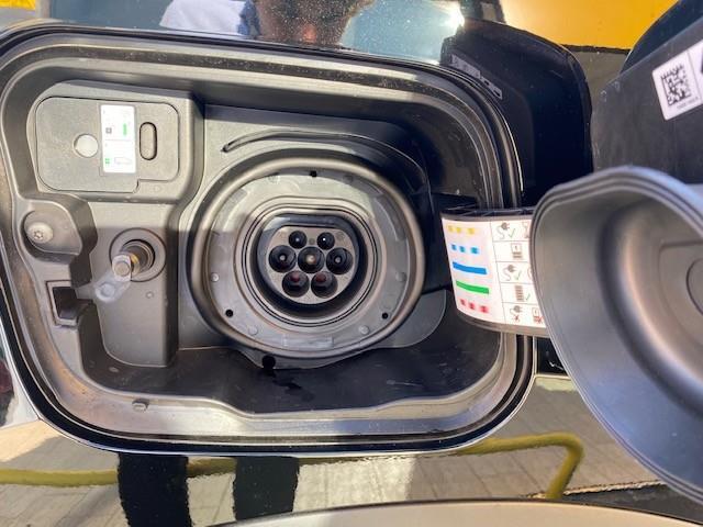 Esterni Captur II 2019 Metallizzata Nero