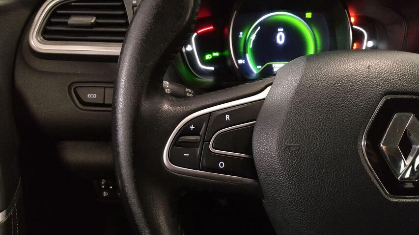 Inside Kadjar Diesel  Blanco