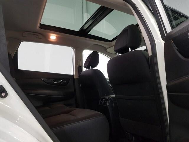 Inside X-Trail Diesel  Blanco Perlado