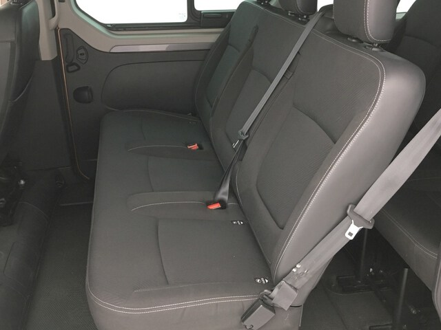 Inside Trafic Combi Diesel  Marrón Cobre