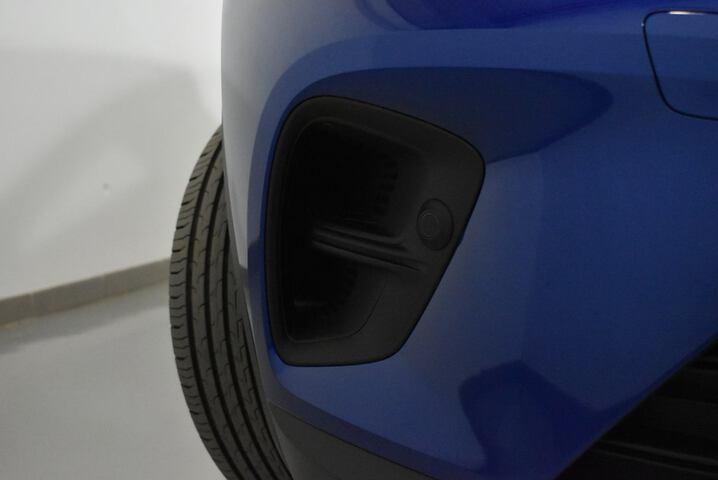 Outside Captur Diesel  Azul
